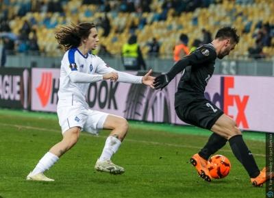 Стало известно, почему Шапаренко пропустил матч против ЦСКА София