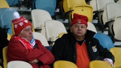 У Лісабоні фанати «Бенфіки» напали на вболівальників «Динамо»