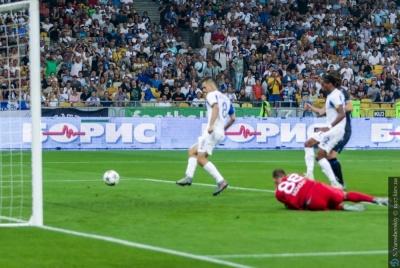 Шепелев забил 200-й мяч «Динамо» в Лиге чемпионов