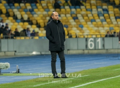 Наставник «Зорі» Віктор Скрипник - найкращий тренер 19-го туру чемпіонату України