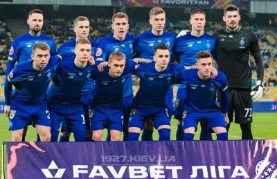 «Динамо» відправиться до Дніпра у складі 18 футболістів (список гравців)