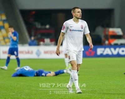 Богдан Михайличенко – лучший игрок «Зари» в марте