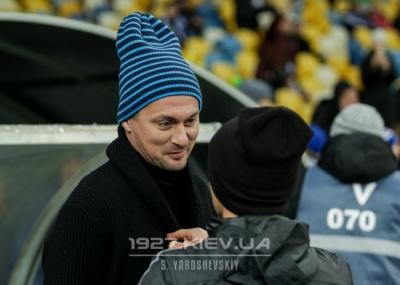 Атмосферне відео з трибун «Олімпійського»: вболівальники «Динамо» привітали Мілевського з чемпіонством у Бресті