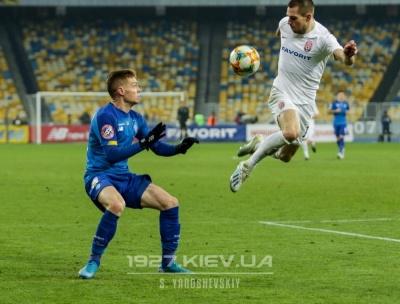«Динамо» – «Зоря»: відео голів та огляд матчу