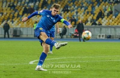 «Динамо» на карантине. Сергей Сидорчук