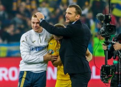 «Динамо», «Вест Хем», «Манчестер Сіті» та «Гент» привітали збірну України з виходом на Євро-2020