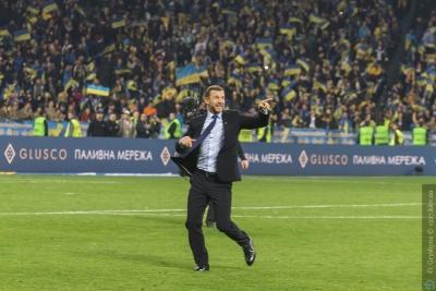 Андрей Шевченко: «Я полностью оставил Шевченко-игрока позади, его больше нет, это история»