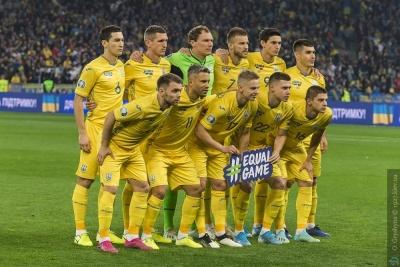 Сборная Украины – третья с конца по стоимости состава среди участников Евро-2020