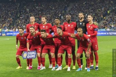 В одном ряду с украинцами. Все поражения сборной Португалии после победы на ЕВРО-2016