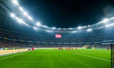 Домашние матчи сборной Украины в отборе к Евро-2020 посетили 166 900 зрителей