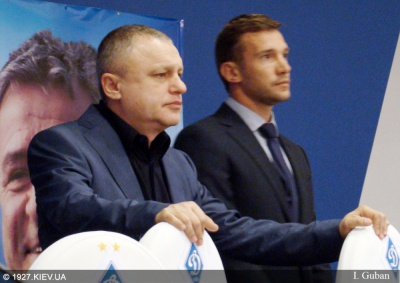 Ігор Суркіс: «Всі ми скучили вже за «Динамо»