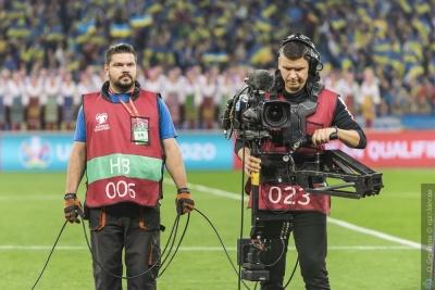 Трансляція матчу Україна – Португалія побила рекорд за кількістю глядачів