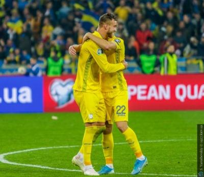 Що відбувалося в роздягальні збірної України після перемоги над Португалією