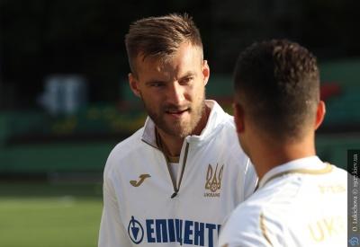 Ярмоленко потроллил Мораеса: «На сайте «Динамо» про тебя много хорошего пишут»