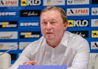 Володимир Шаран: «Яремчук? Взагалі не знаю звідки пішли ці розмови»