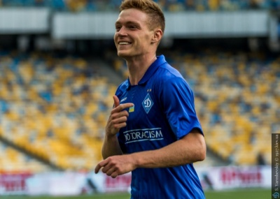 Циганков встановив новий особистий рекорд у складі «Динамо»