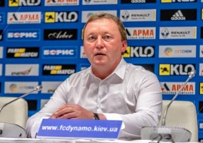 Володимир Шаран: «Основа «Олександрії» постарається нав'язати динамівцям таку ж гру, як це вийшло у молоді»