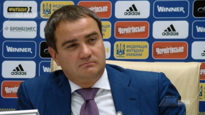 Андрей Павелко: «Самая главная цель – чтобы чемпионат возобновился и был доигран»