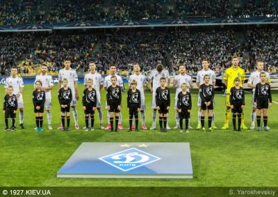 Букмекери оцінили шанси «Динамо» в групі Ліги чемпіонів