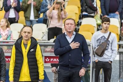 Владимир Шаран: «В Кубке хочется дать бой «Динамо»
