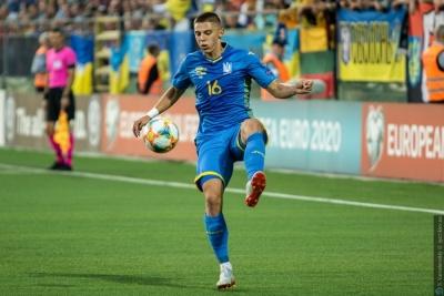Миколенко готовий зіграти у матчі проти Литви