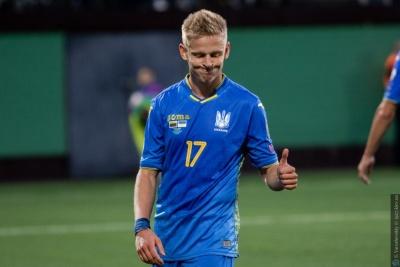 Зінченко ледь не збожеволів після голу Бєсєдіна