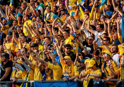 Стало відомо, скільки вболівальників очікується на матчі Україна – Нігерія