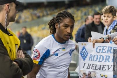 «Динамо» не розраховує на Родрігеса – «Фенербахче» і «Галатасарай» теж відмовилися від трансферу форварда