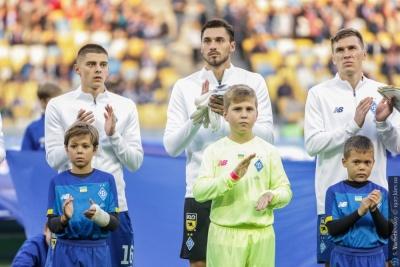 «Динамо» в топ-5 лучших клубов Европы по воспитанию игроков