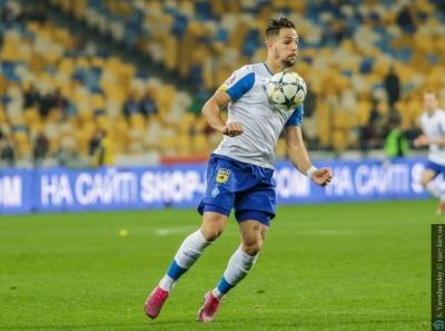 Соль обрав найкращого гравця в історії «Динамо»