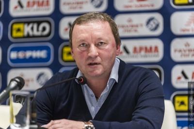 Володимир Шаран: «Дамо бій «Динамо»
