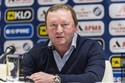 Прес-конференція головного тренера «Олександрії»