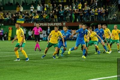 Литва — Украина. Оценки игрокам за матч