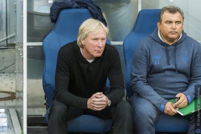Джерело: зміна тренера «Динамо» найближчим часом не передбачається