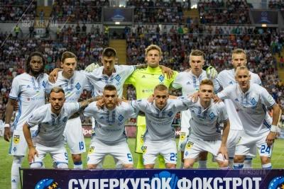 «Динамо» заявило на матчі з «Янг Бойз» 23 футболісти
