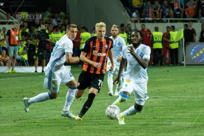 «Шахтар» забив «Динамо» 103 голи, пропустив 95