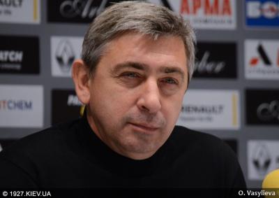 Олександр Севідов: «Зміна тренерів не позначиться на грі «Сталі»»