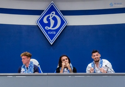 Циганков рівняється на Роналду, Бойко любить собак, а Шапаренко – «Гру Престолів»: зустріч гравців «Динамо» з фанатами