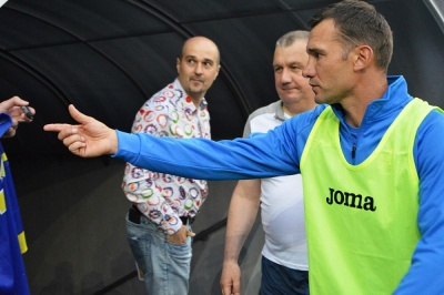Андрій Шевченко: «Реал» у другому таймі просто переїхав «Ювентус»