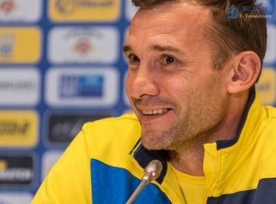 Андрій Шевченко проведе жеребкування чвертьфіналів Ліги чемпіонів