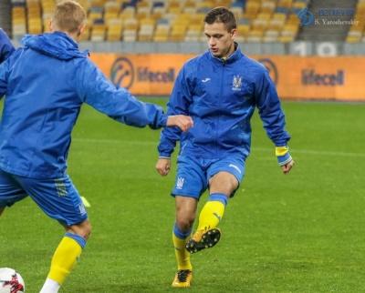 Лунін, Шепелєв і Коваленко приєднаються до молодіжної збірної України