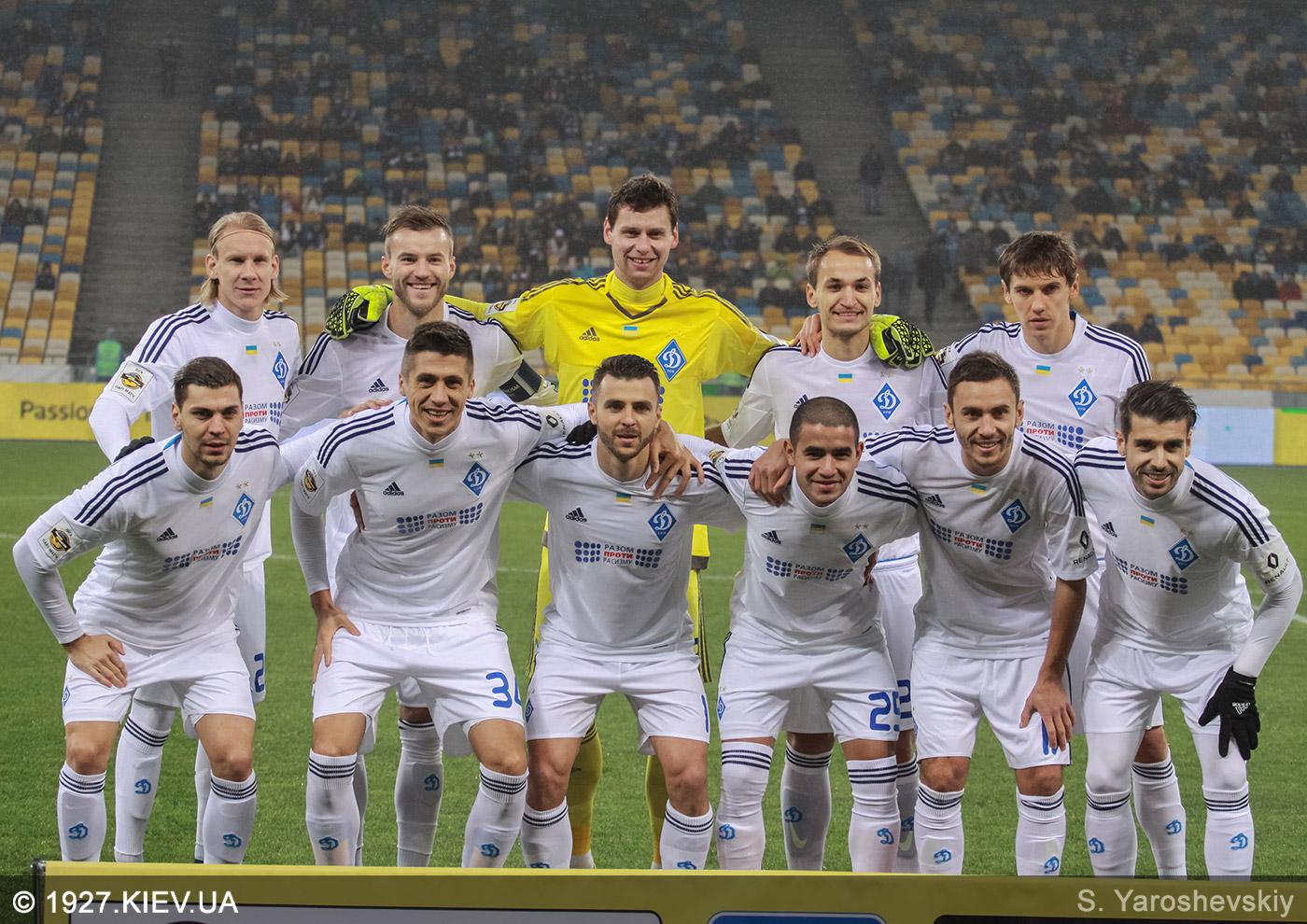 Громов: матч с Волынью — лучший с момента перехода в Динамо