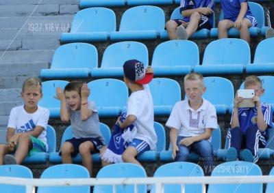 Як у Києві «забили» на матч «Олімпік» - «Олександрія»