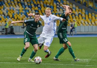 Матч «Динамо» - «Ворскла» відбудеться на стадіоні ім. Лобановського