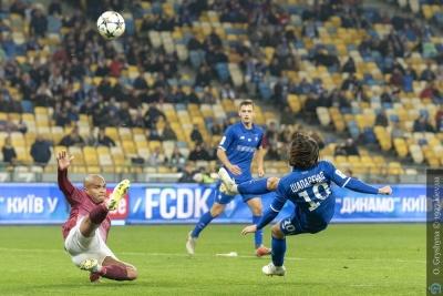 Стало відомо, де «Динамо» зіграє зі «Львовом»