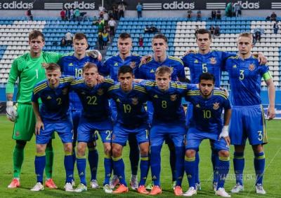 U-21. Україна - Франція: трансляція матчу