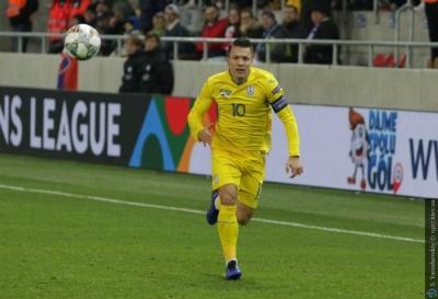 Підсумки клубного сезону для легіонерів збірної України: Євген Коноплянка