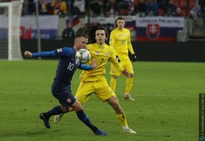 Руснак пояснив, завдяки чому Словаччина змогла розгромити збірну України