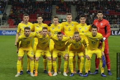 Сборная Украины проведет товарищеский матч с «Днепром-1»