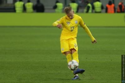Зінченко міг стати гравцем «Зеніта»